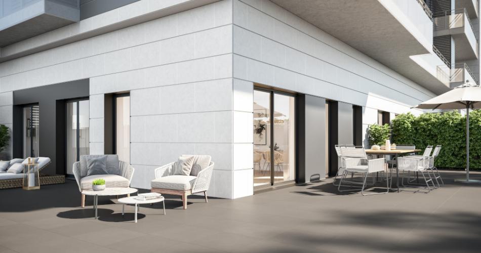 Tipos de solados para los espacios exteriores