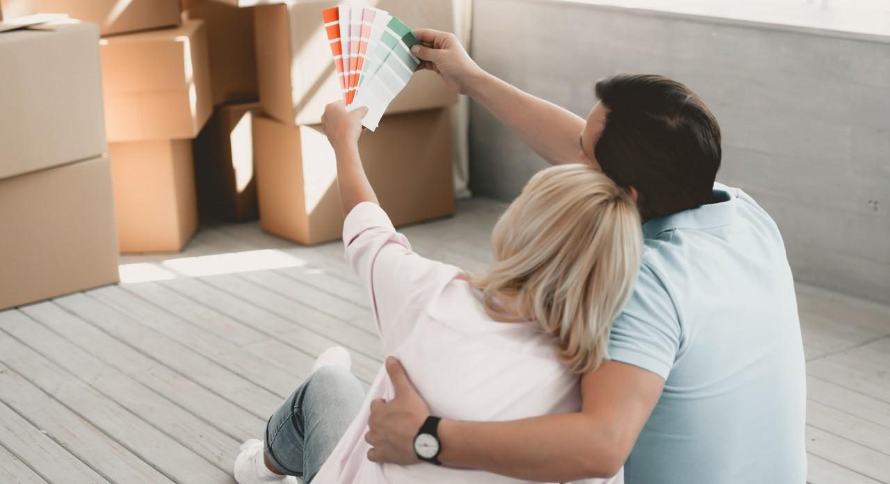 Cómo elegir el color de las estancias de tu casa