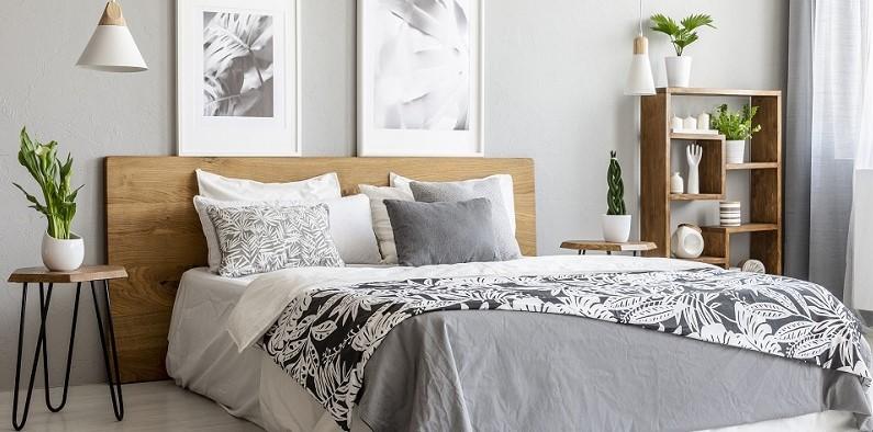 Descubre cómo conseguir una habitación de estilo nórdico