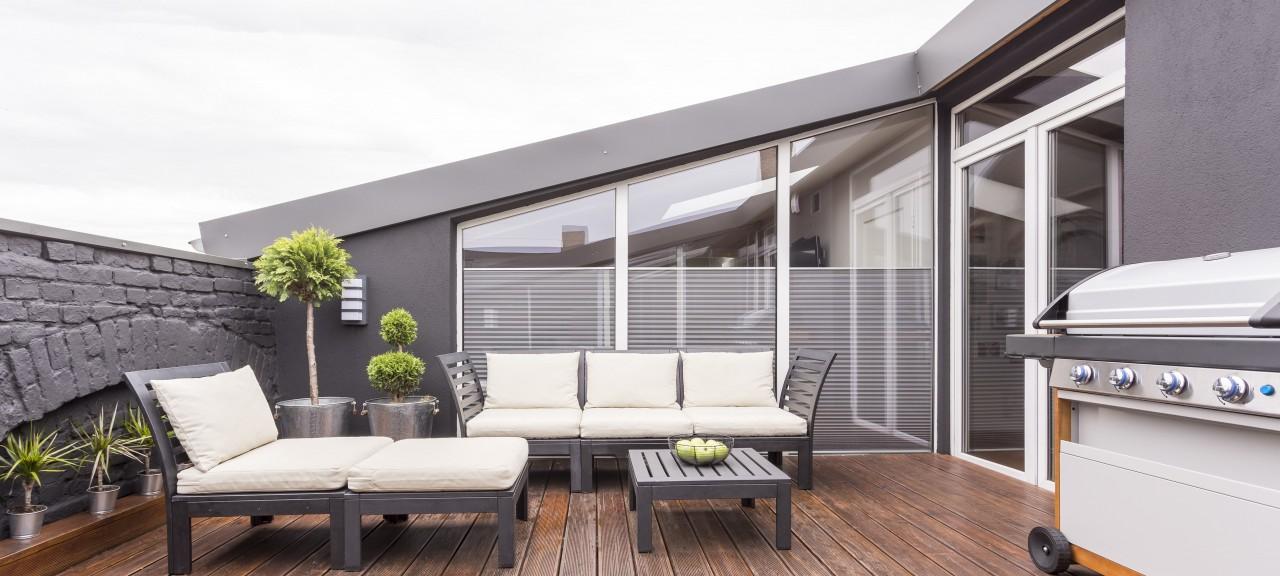 Cómo aprovechar una terraza este verano