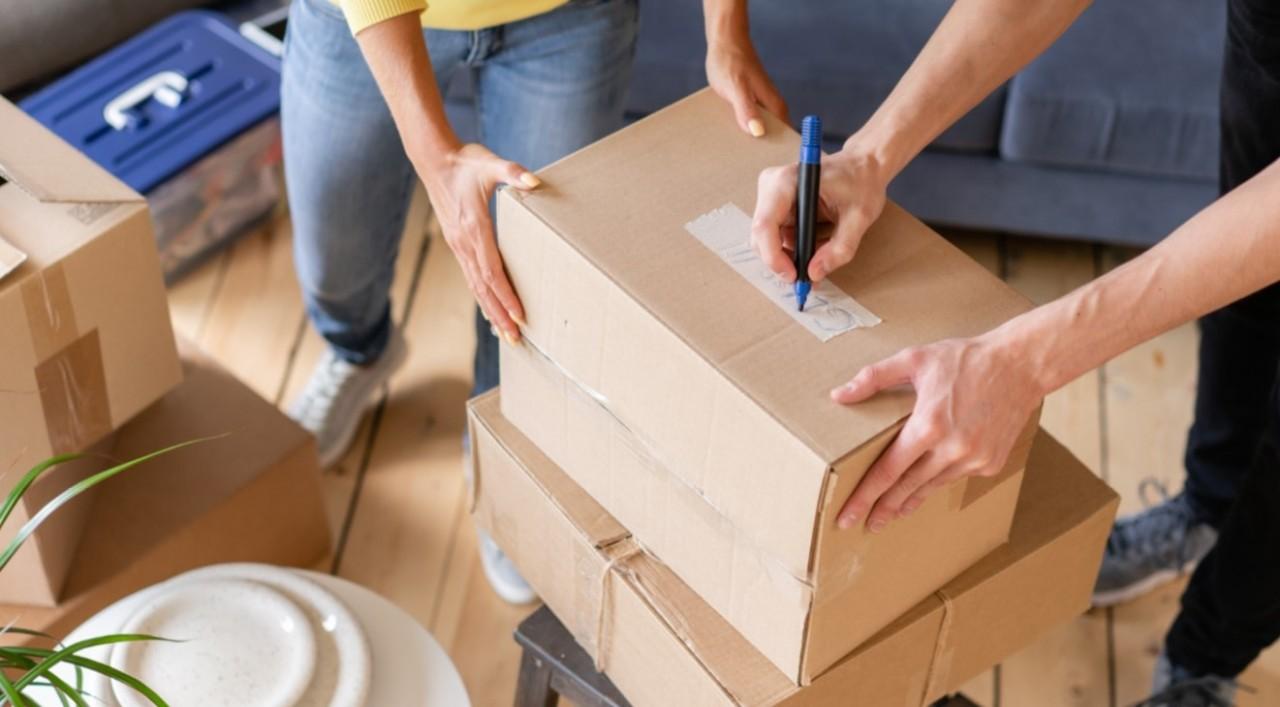 Cómo organizar la mudanza a tu nuevo hogar