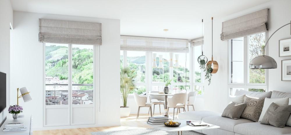 ¿Cuáles son las ventajas de tener ventanas de PVC?