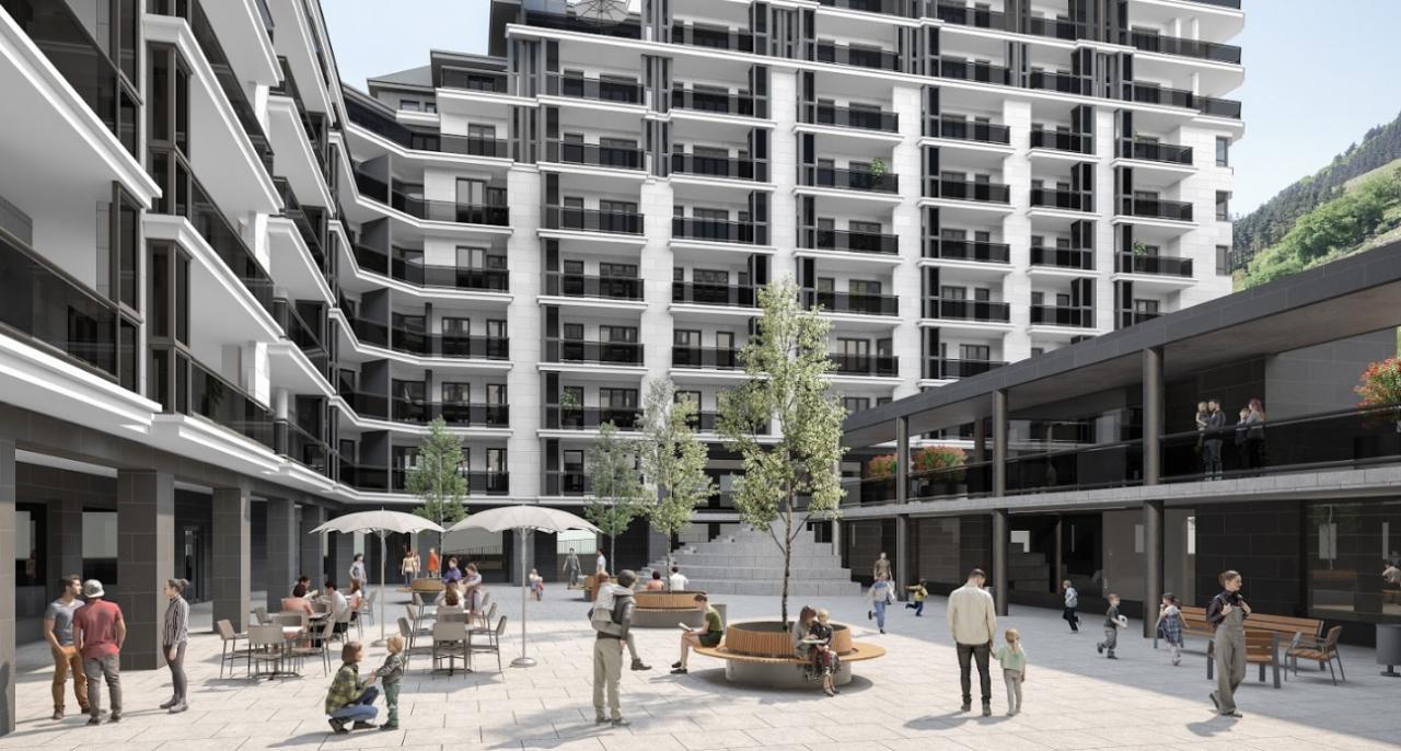 Ventajas de vivir en un edificio con espacios comunes