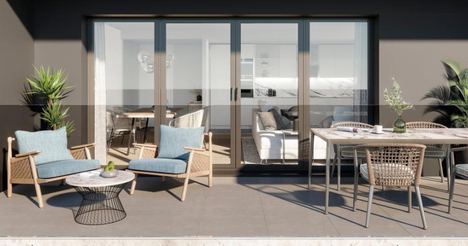 ¿Se puede instalar una piscina desmontable en el balcón o la terraza?