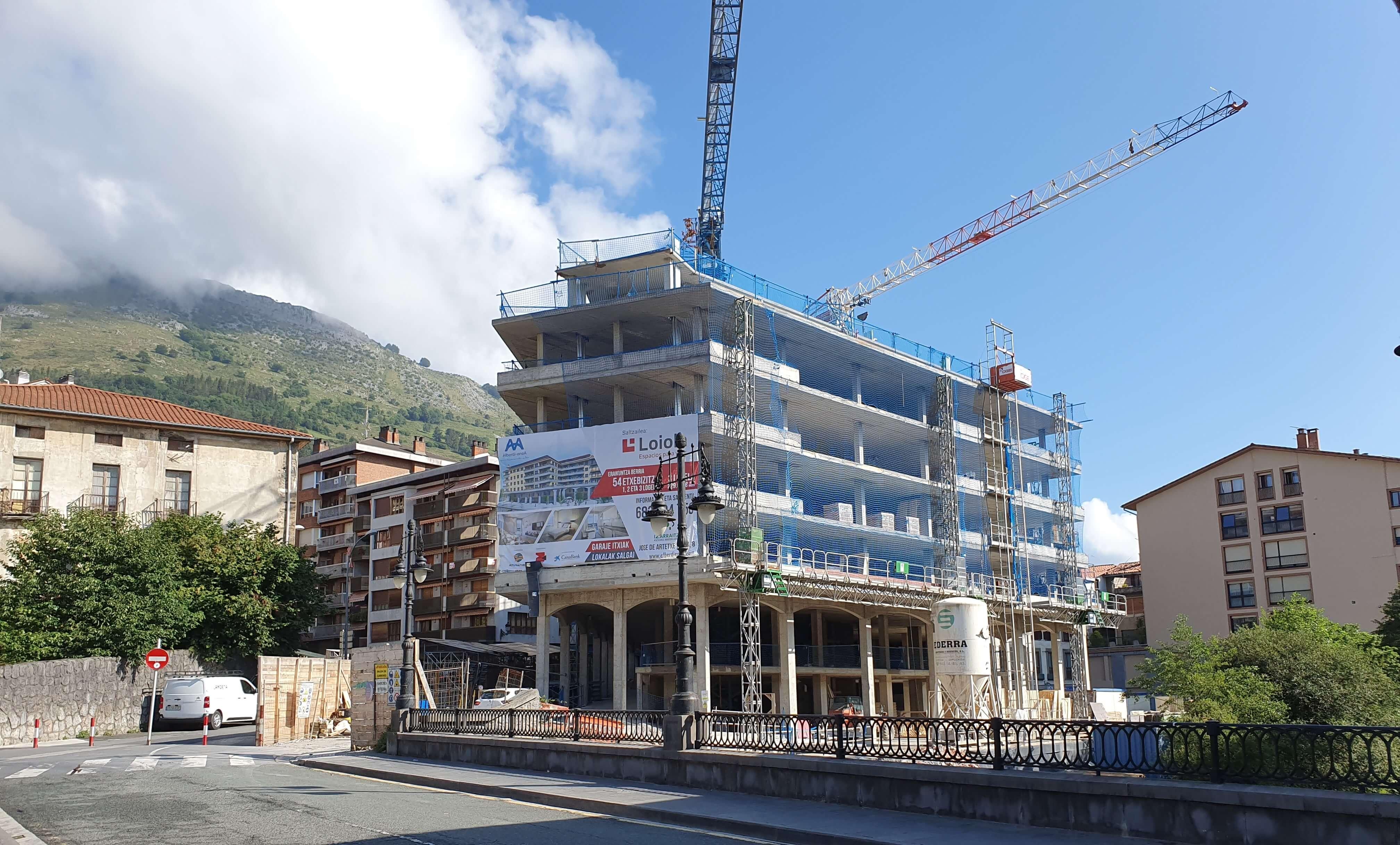 La importancia de los materiales en las viviendas de obra nueva